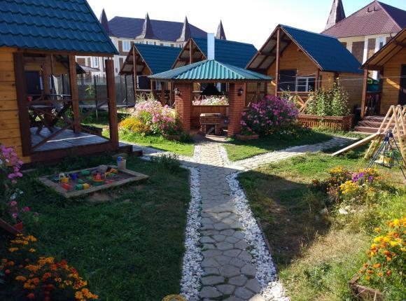 Кемпинг Уютный Дворик, Горячинск