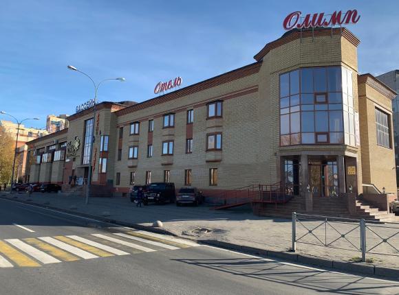 Отель ОЛИМП, Всеволожск