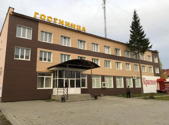 Гостиница Зори Урала, Чебаркуль