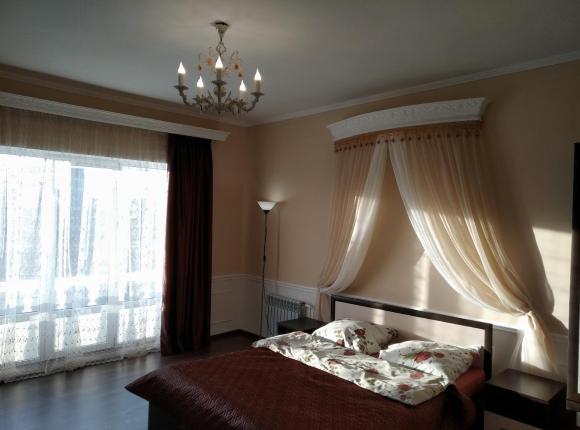 Дом в классическом стиле с уникальной гостиной, Огниково