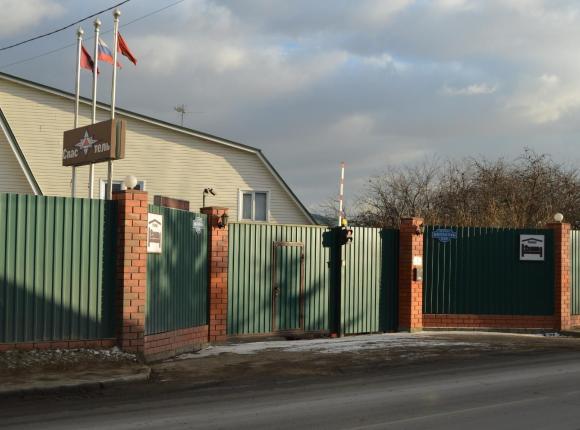 Гостиница Спасатель в беседах, Подольск