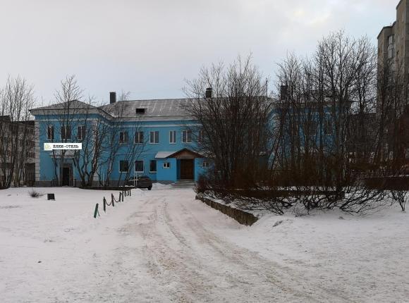 Отель Ёлки, Кировск (Мурманская область)