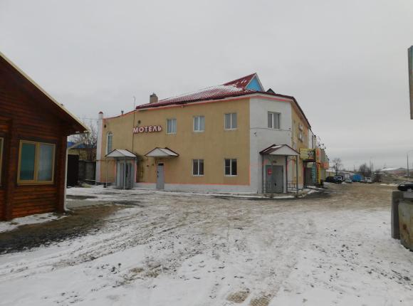 Гостиница МОТЕЛЬ, Канаш