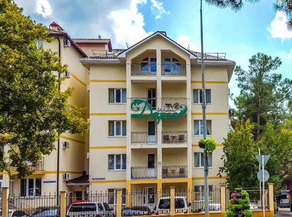Гостиница Дарья, Геленджик