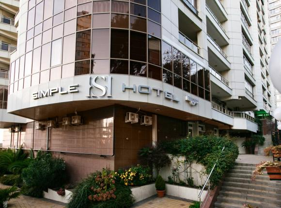 Simple Hotel, Сочи