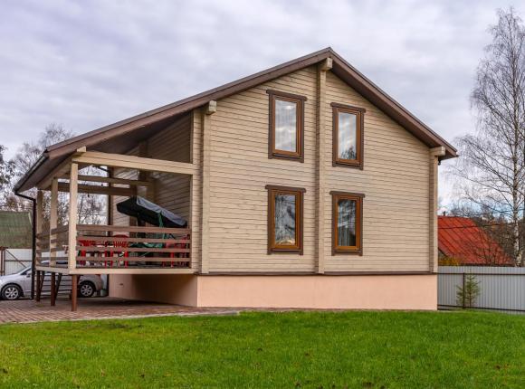 Загородный дом Solar House, Сярьги