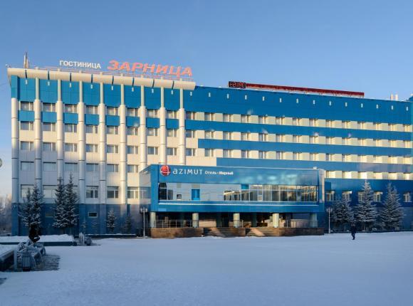AZIMUT Отель Мирный, Мирный (Республика Саха), Республика Саха