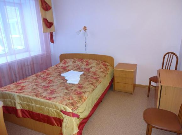 Отель Полет, Богучаны
