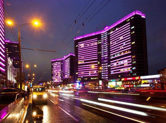Хостел Томас, Москва