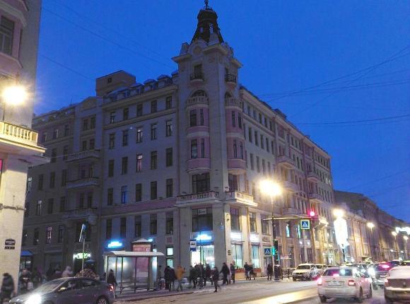 Отель Капитал Эконом, Санкт-Петербург