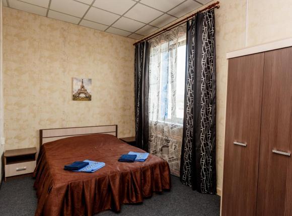 Гостиница Магистраль, Нижнеудинск