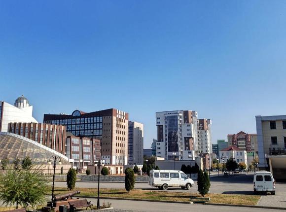 Дом для отпуска Дом, Каспийск