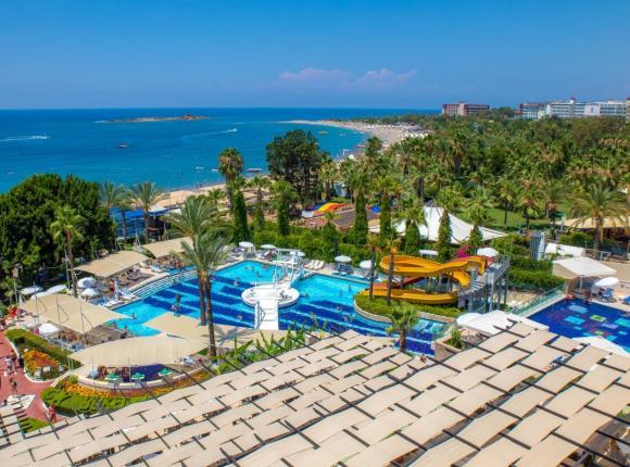 Курортный отель Sealife Buket Resort & Beach, Окурджалар