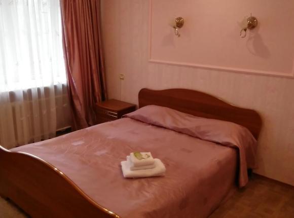 Гостиница Кама, Краснокамск