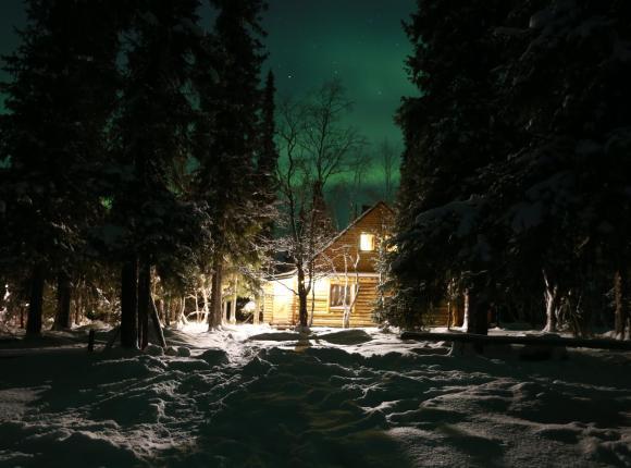 Отель Медвежий угол, Ловозеро
