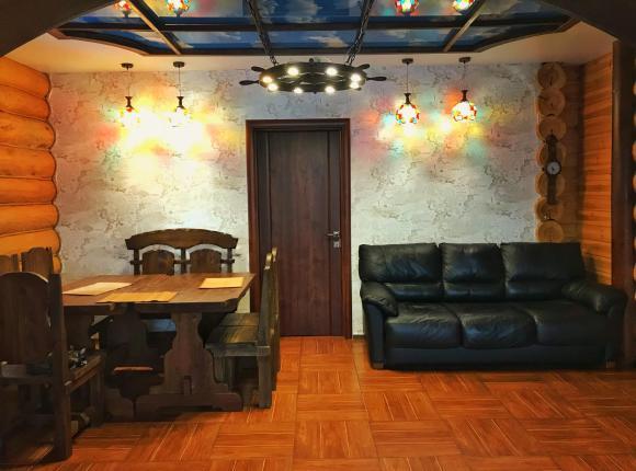 Дом для отпуска Каравелла, Абзаково
