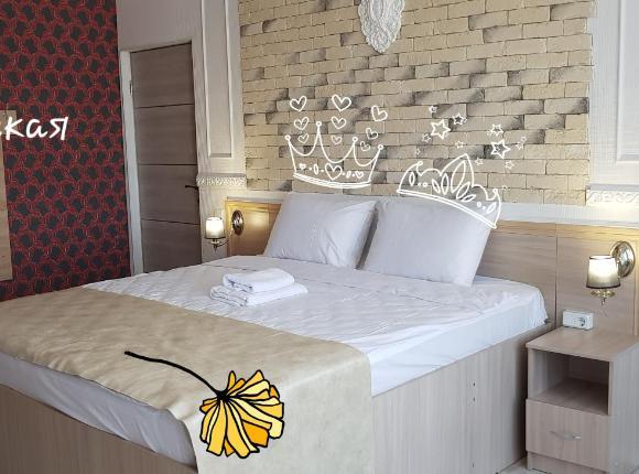 Апартаменты Квартира в ЖК Центральный на Буденного, Краснодар