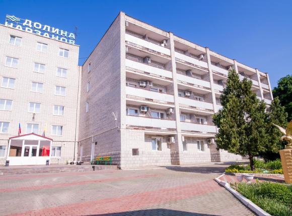 Санаторий Долина Нарзанов Железноводск