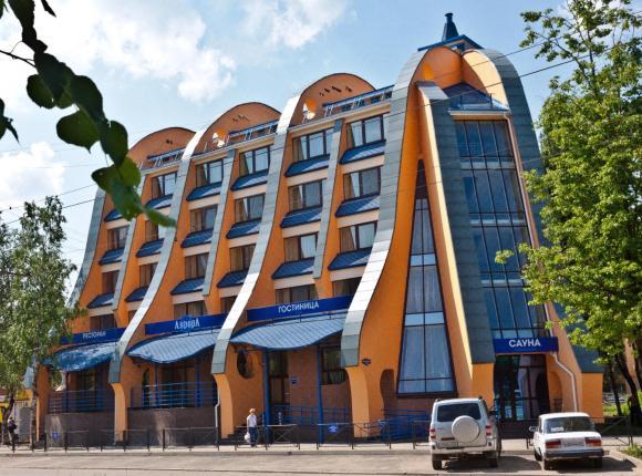 Гостиница Аврора, Смоленск