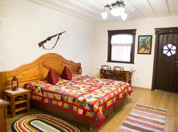 Отель Гнездо Беркута, Сургут