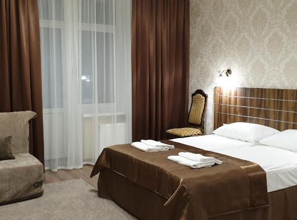 Отель Петровский, Каменск-Шахтинский