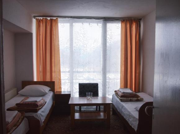 Отель Иткол, Терскол