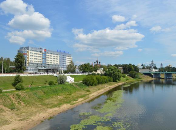 Отель Юбилейная, Ярославль