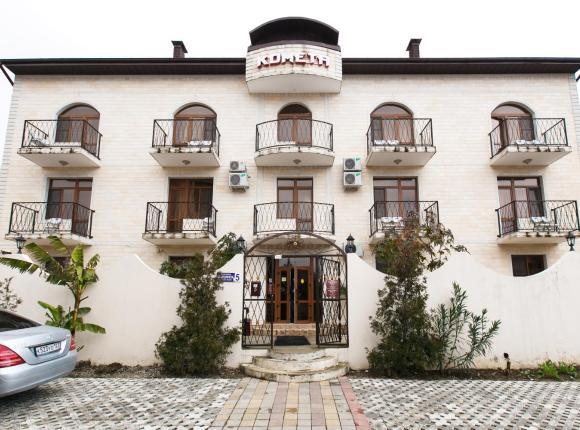 Отель Комета, Адлер