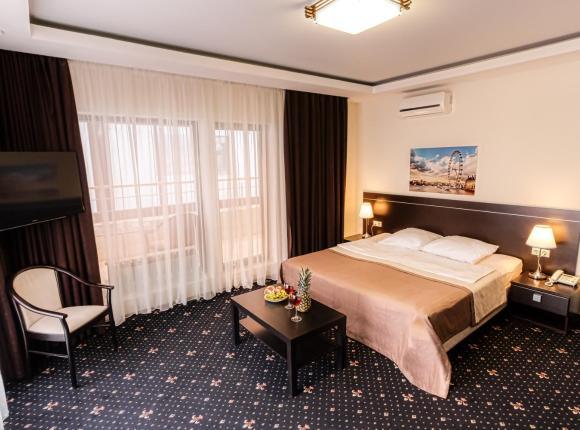 Отель Inter Hotel, Самара