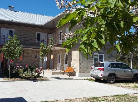 Гостевой дом Дом у моря, Кучугуры