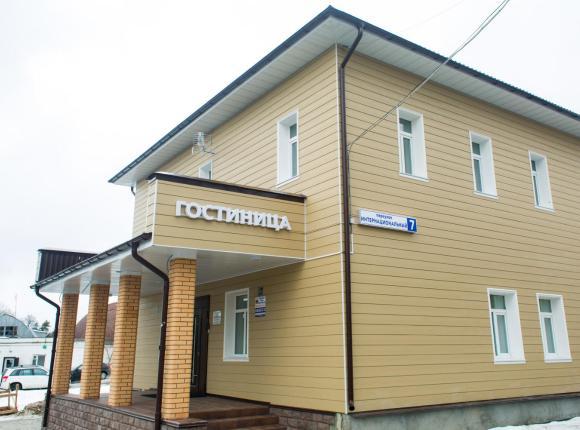 Гостиница Центральная, Руза