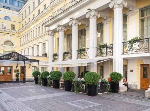 Отель Эрмитаж, Санкт-Петербург