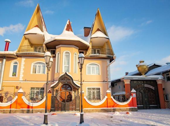 Отель Музеон, Ивантеевка, Московская область