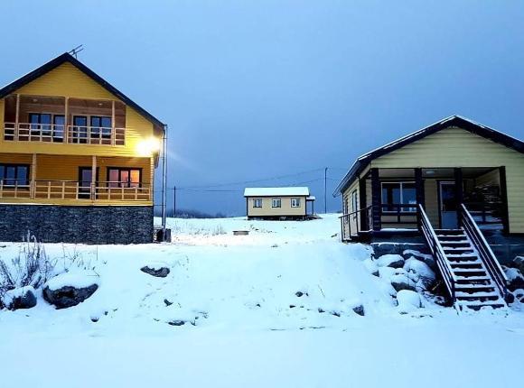 Дом для отпуска Вашаково, Важинская Пристань