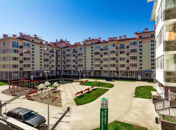 Апартаменты Александровский сад, Адлер