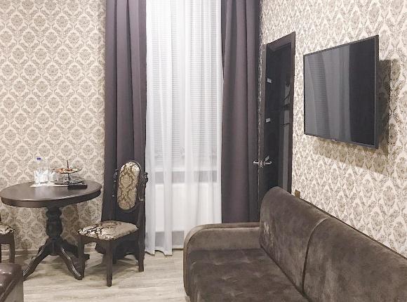 Студия гостиничного типа 25 кв м, Алатырь