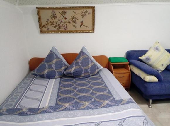 Отель Остров Сокровищ, Куеда