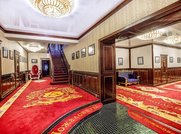 Отель В Боровске