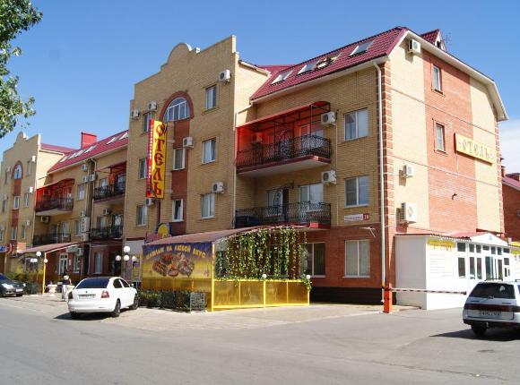 Гостиница Отель, Волгодонск