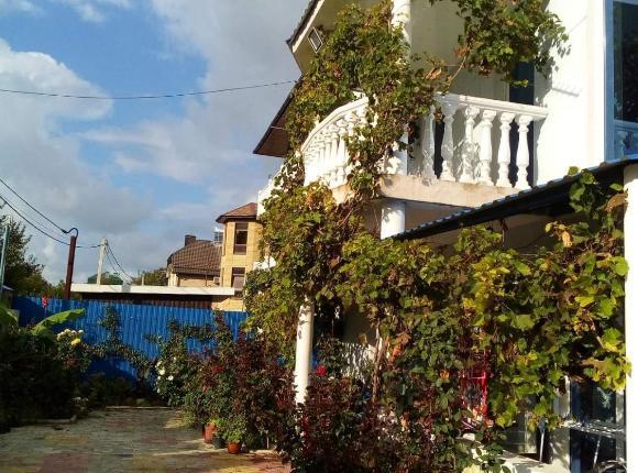 Гостевой дом Аквамарин, Анапа