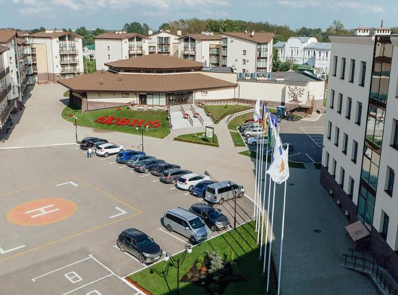 Отель Любим, Ярославль
