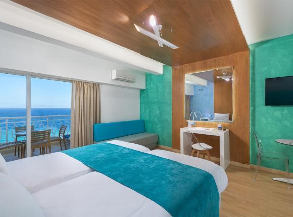 Agla Hotel, Родос