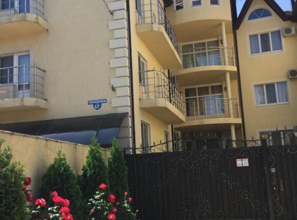 Отель Фиеста, Кабардинка