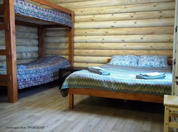 Гостевой дом Троицкий, Пудож