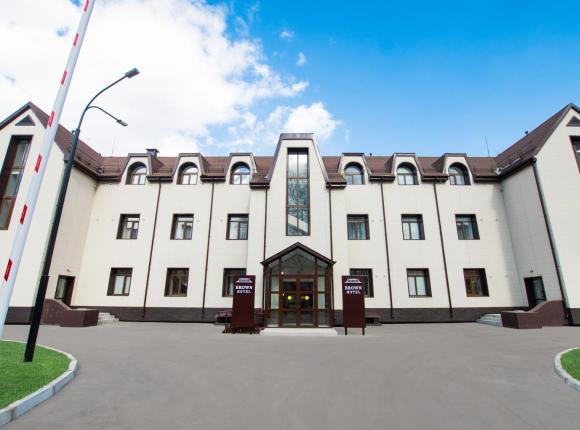 Brown hotel, Комсомольск-на-Амуре