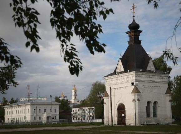 Отель Нефтехимик, Тобольск