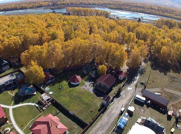 Центр активного отдыха Колобок, Усть-Кокса