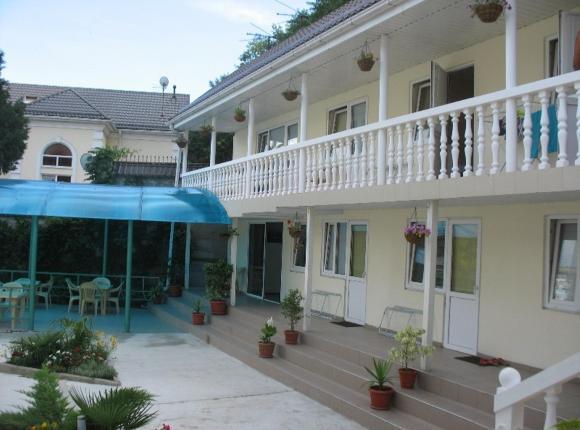 Гостевой дом Уютный Дворик, Туапсе
