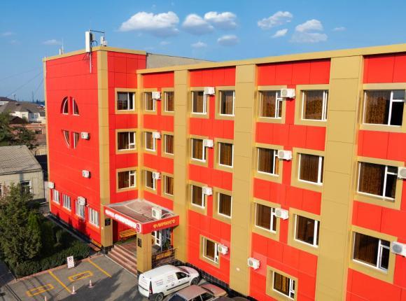 Отель Фламинго, Хасавюрт