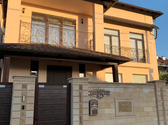 Гостевой дом У Елены на Новороссийской, Геленджик